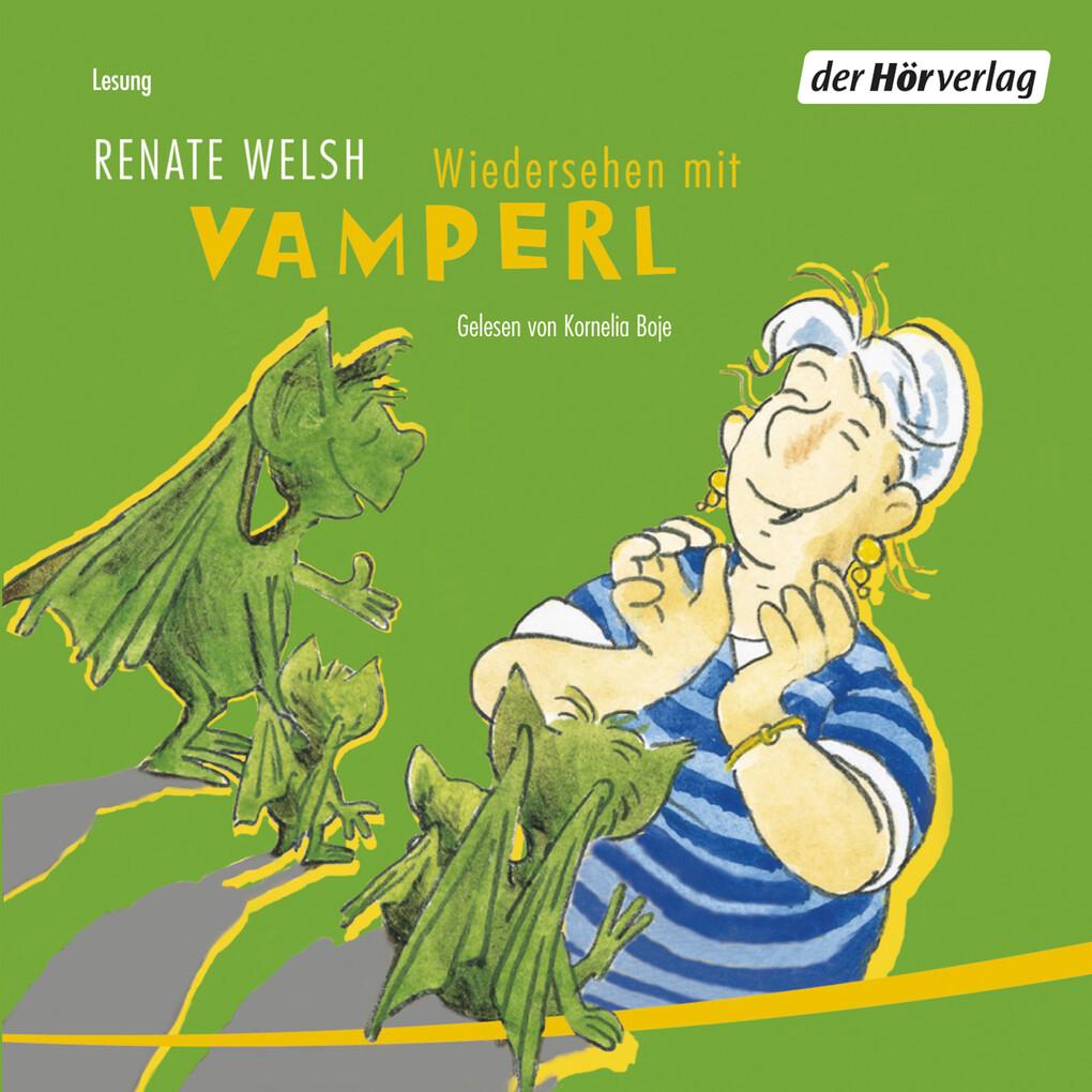 Wiedersehen mit Vamperl als Hörbuch Download