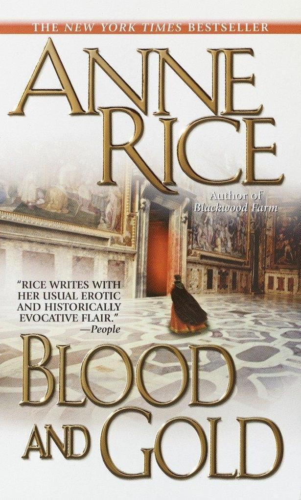 Blood and Gold als Taschenbuch
