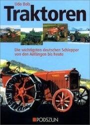 Traktoren als Buch