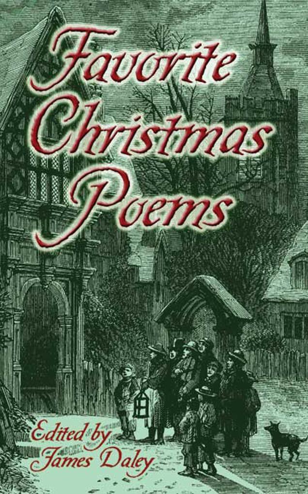 Favorite Christmas Poems als eBook Download von