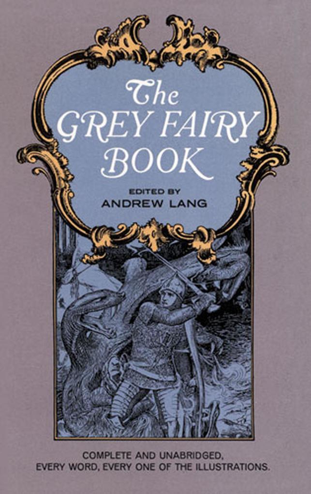The Grey Fairy Book als eBook Download von Andr...