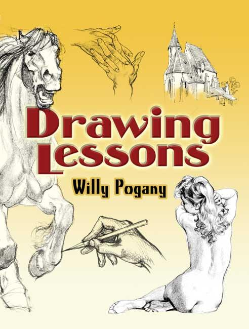 Drawing Lessons als eBook Download von Willy Po...