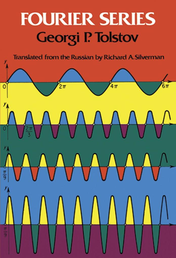 Fourier Series als eBook Download von Georgi P....