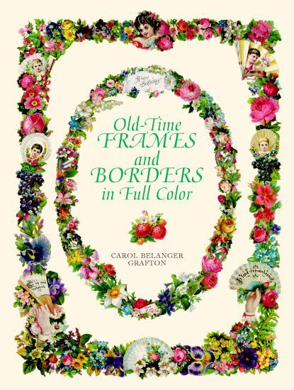 Old-Time Frames and Borders in Full Color als e...