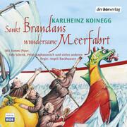 St. Brandans wundersame Meerfahrt
