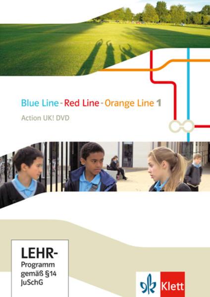 Film Lines. Action UK! DVD 1. Ausgabe 2014