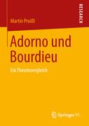 Adorno und Bourdieu