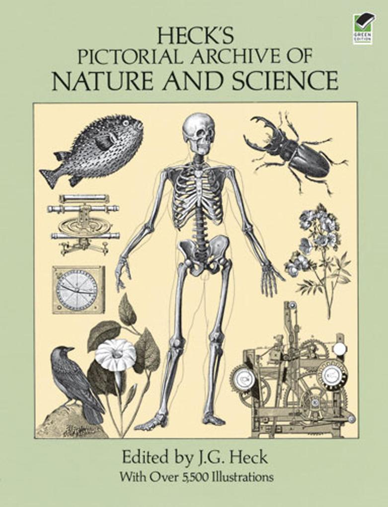 Heck´s Pictorial Archive of Nature and Science ...