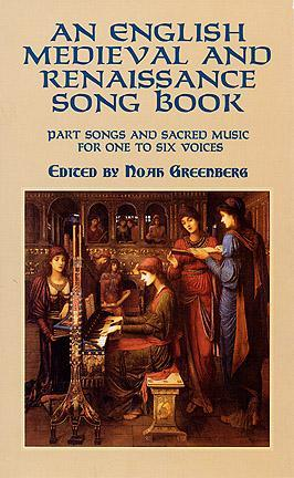 An English Medieval and Renaissance Song Book a...