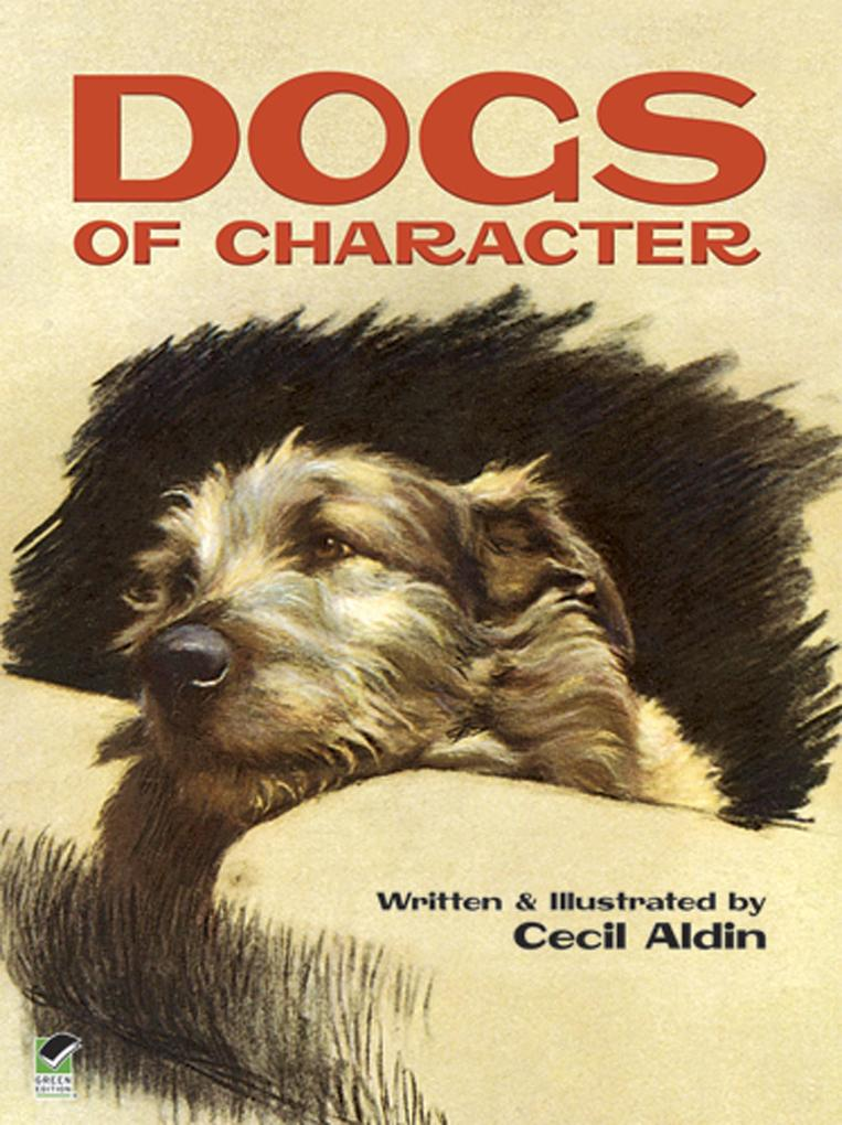 Dogs of Character als eBook Download von Cecil ...