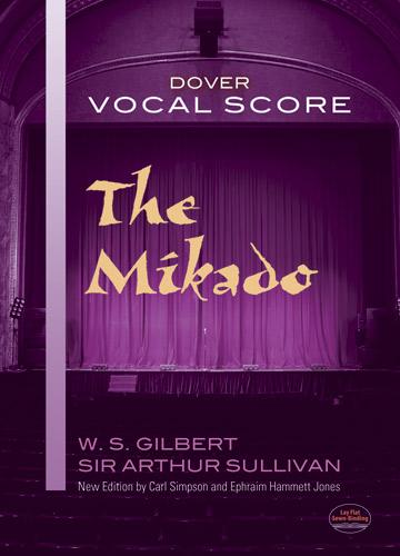 The Mikado Vocal Score als eBook Download von W...