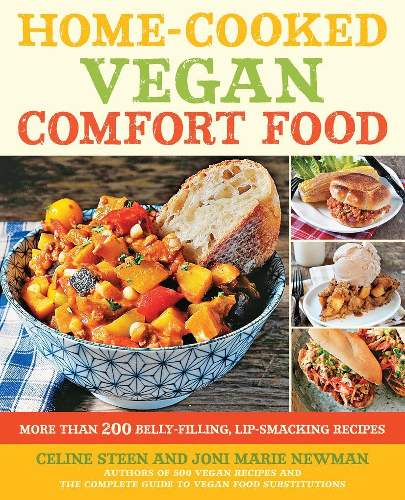 Home-Cooked Vegan Comfort Food als eBook Downlo...