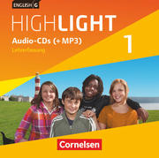 English G Highlight 01: 5. Schuljahr. Audio-CDs Hauptschule