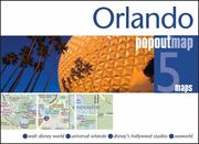 Orlando PopOut Map Double