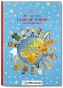 ABC der Tiere 1 - Lesen in Silben (Die Silbenfibel®). Ausgabe Bayern