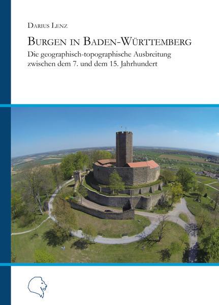 Burgen in Baden-Württemberg als Buch von Darius...