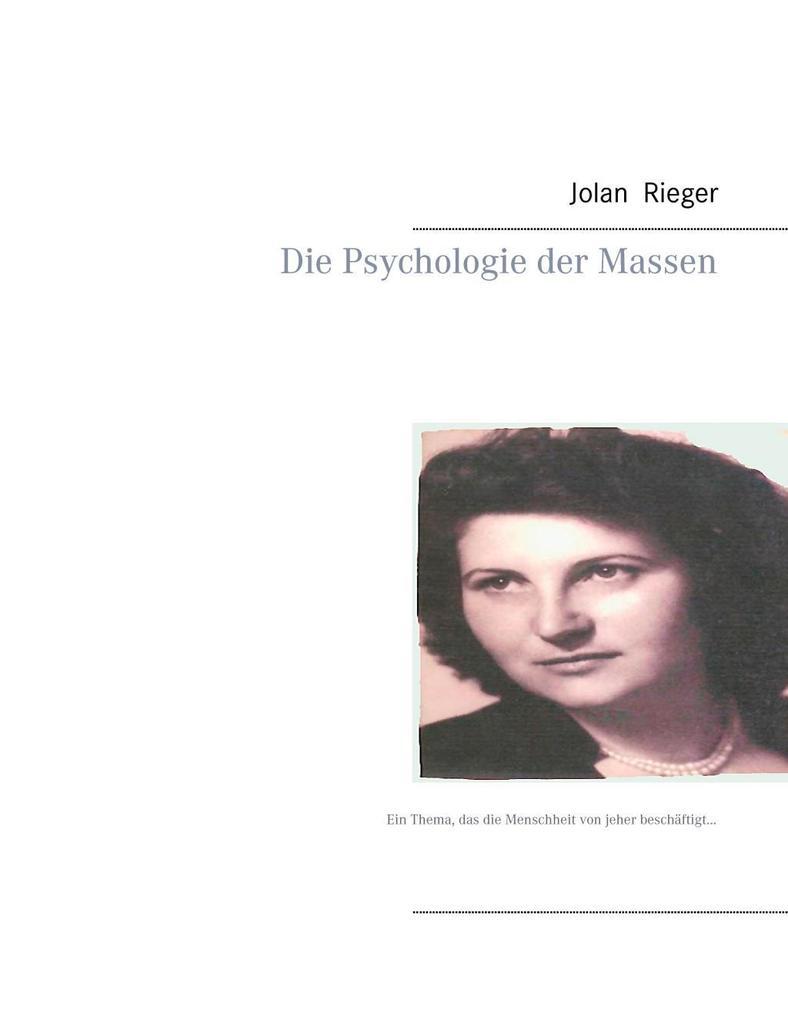 Die Psychologie der Massen als eBook Download v...
