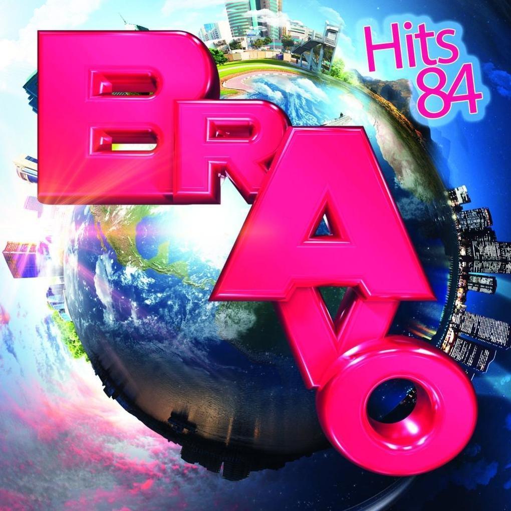 Bravo Hits Vol. 84 als CD