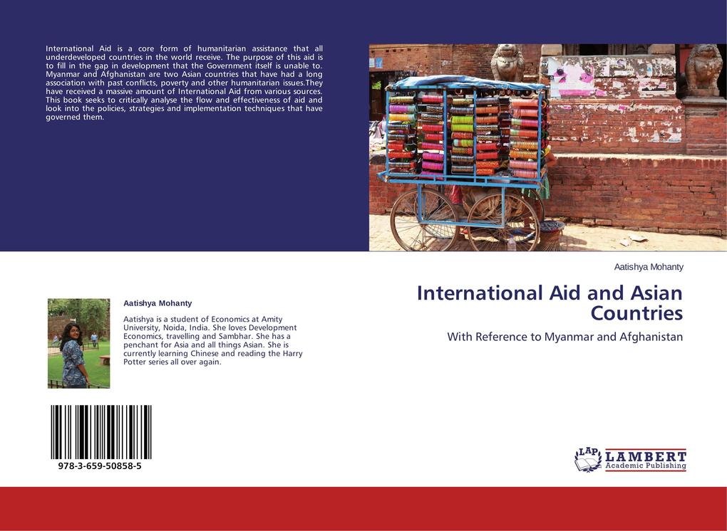 International Aid and Asian Countries als Buch ...