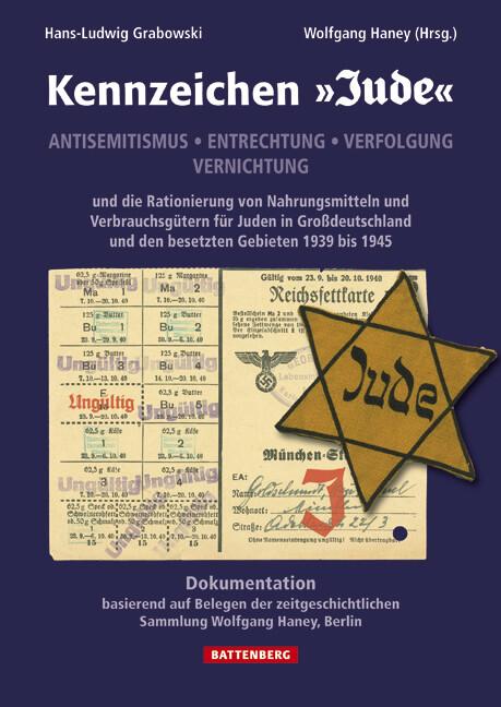 Kennzeichen »Jude« als Buch von Hans L Grabowski