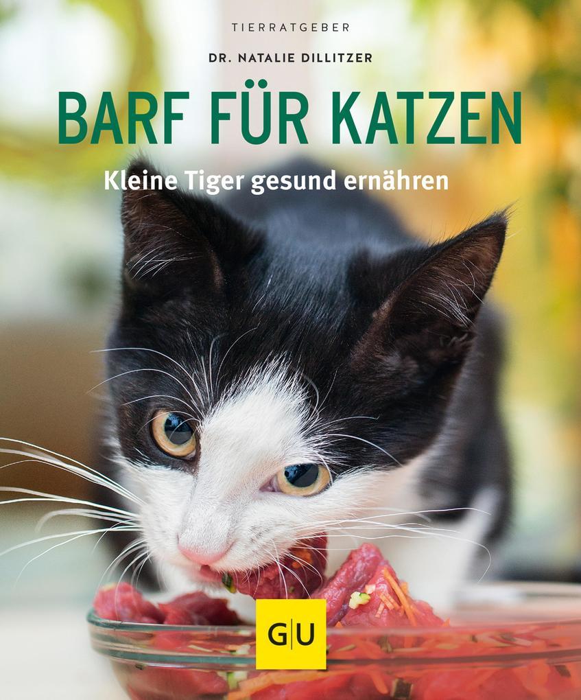 BARF für Katzen als eBook Download von Natalie ...