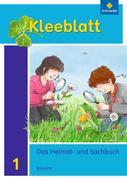 Kleeblatt. Kleeblatt. Das Heimat- und Sachbuch 1. Schülerband. Bayern