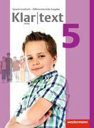 Klartext 5. Schülerband. Differenzierende allgemeine Ausgabe