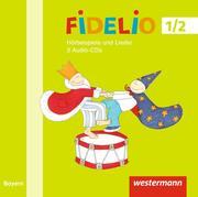 Fidelio Musikbücher 1 / 2. Hörbeispiele. Bayern