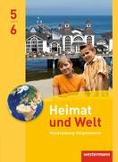 Heimat und Welt 5 / 6. Schülerband. Regelschulen. Mecklenburg-Vorpommern