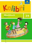Kolibri 3 / 4. Schülerband. Bayern