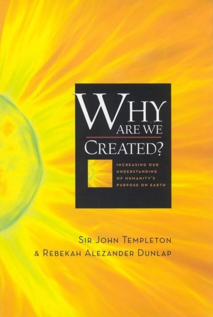 Why Are We Created als Taschenbuch