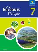 Erlebnis Biologie 7. Schülerband. Sachsen