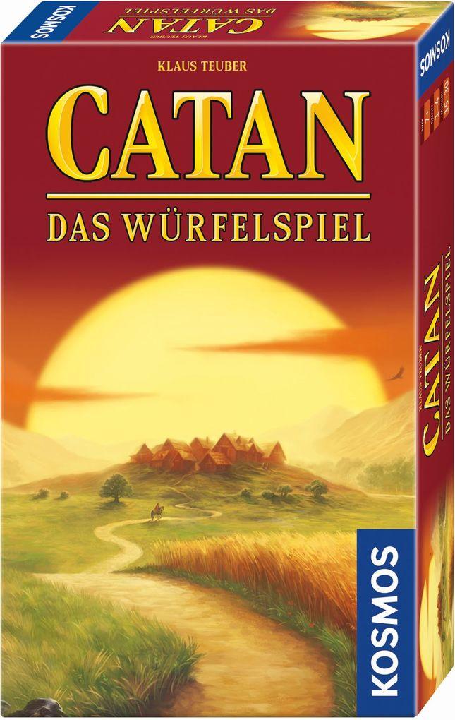 Image of Catan - Das Würfelspiel