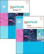 """Nautilus - Ausgabe B für Gymnasien in Bayern 11. Jahrgangsstufe. Schülerbuch und Themenheft """"Der Mensch als Umweltfaktor"""""""