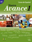 Nuevo Avance 01. Kursbuch mit Audio-CD
