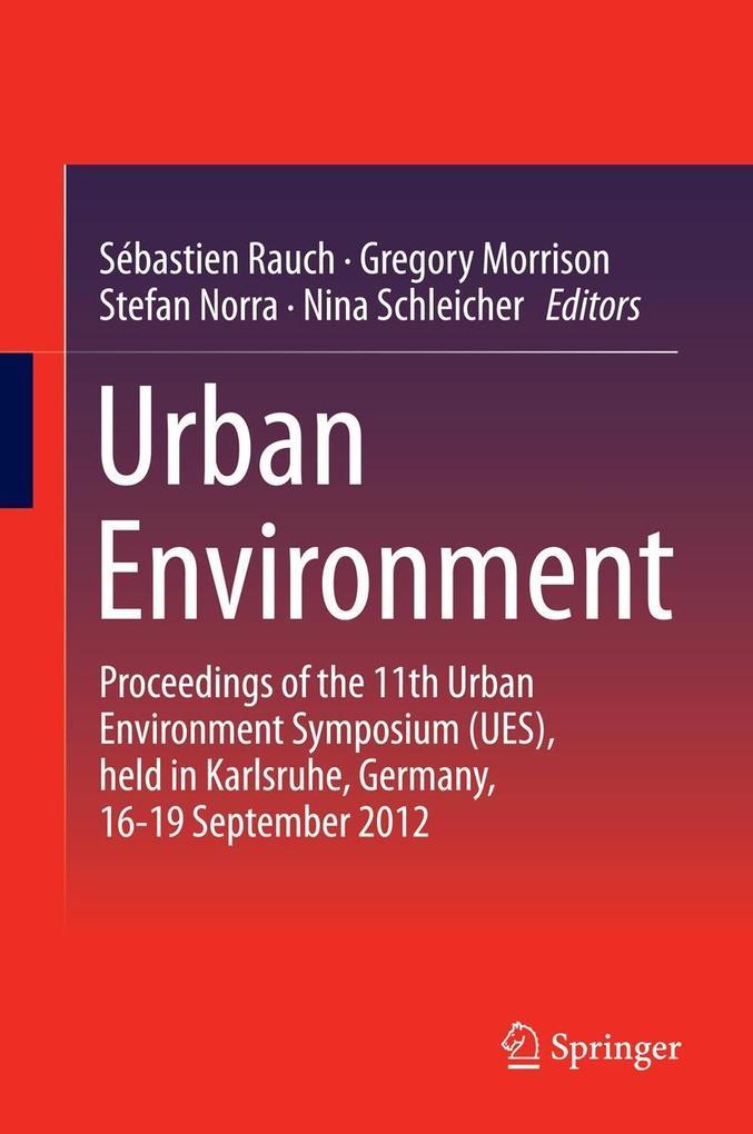 Urban Environment als eBook Download von