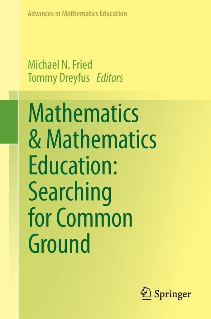 Mathematics & Mathematics Education: Searching ...