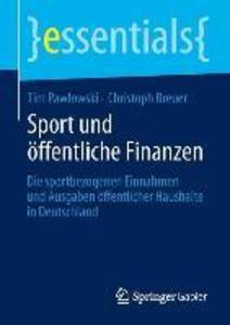 Sport und öffentliche Finanzen als eBook Downlo...