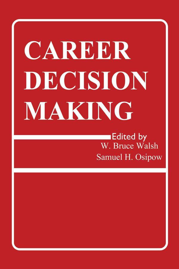 Career Decision Making als eBook Download von