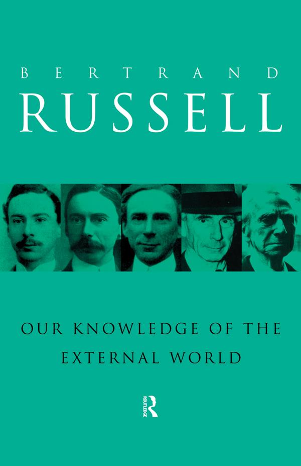 Our Knowledge of the External World als eBook D...