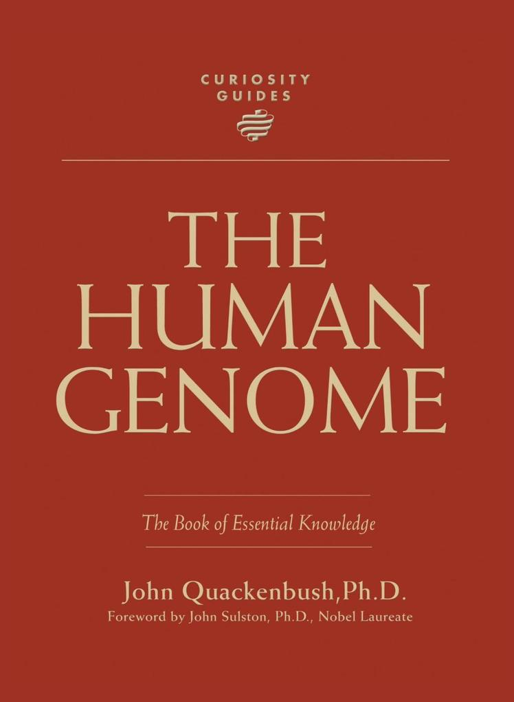 Curiosity Guides: The Human Genome als eBook Do...