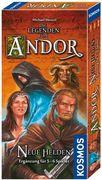 Die Legenden von Andor - Erweiterung - Neue Helden