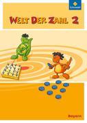 Welt der Zahl 2. Schülerband. Bayern