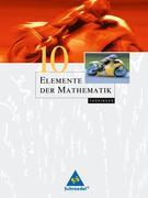 Elemente der Mathematik 10. Schülerband. Thüringen