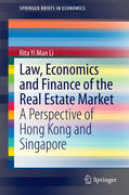 Law, Economics and Finance of the Real Estate Market