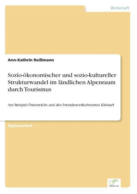 Sozio-ökonomischer und sozio-kultureller Strukt...