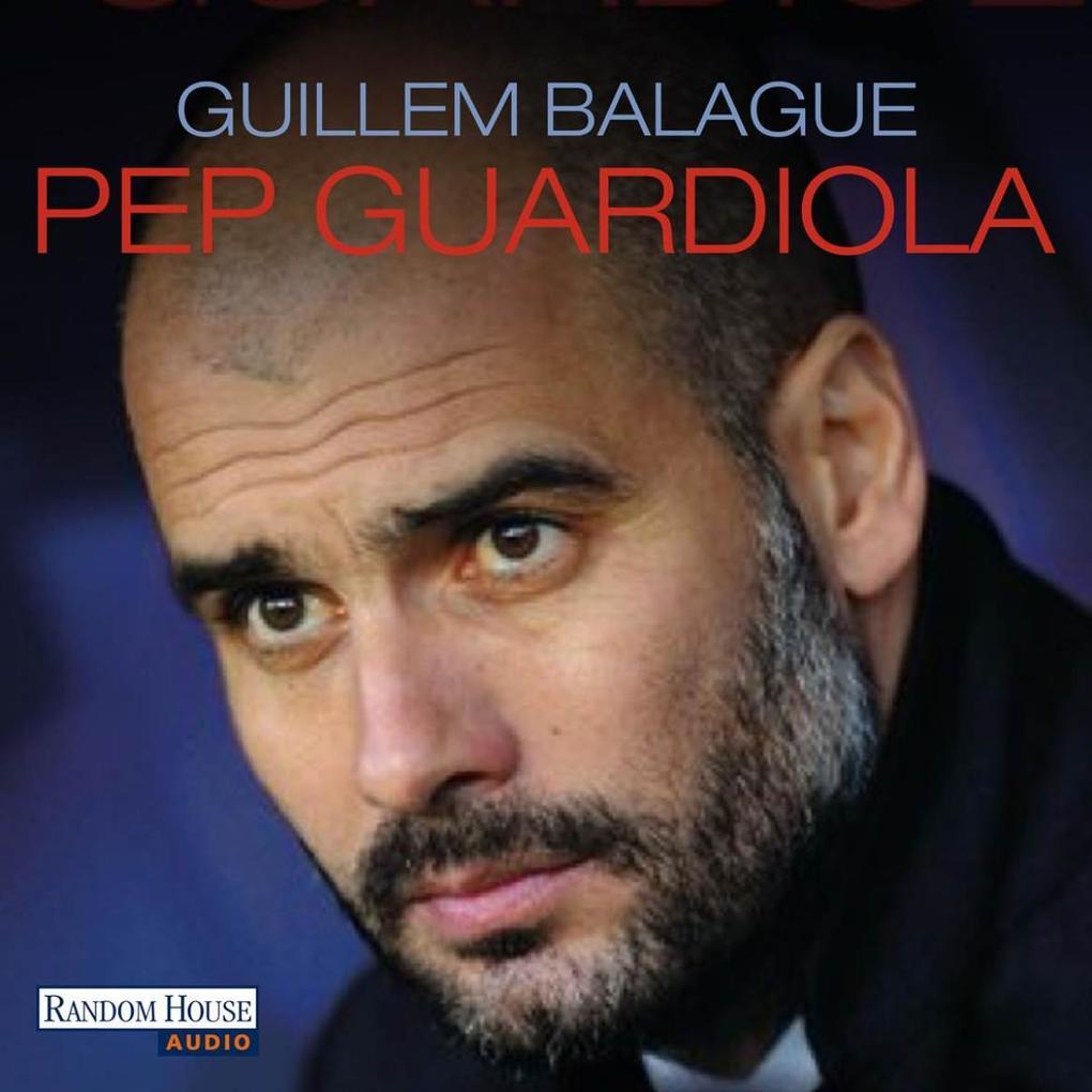 Pep Guardiola als Hörbuch Download