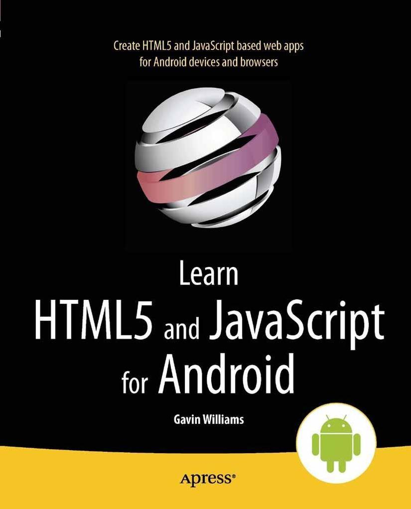 Learn HTML5 and JavaScript for Android als eBoo...