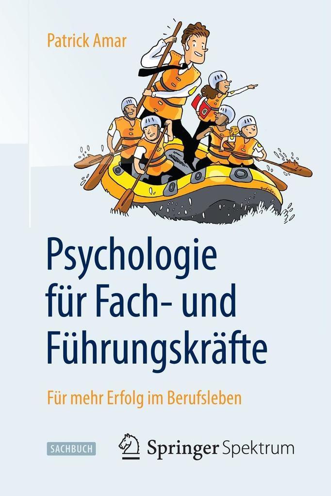 Psychologie für Fach- und Führungskräfte als eB...