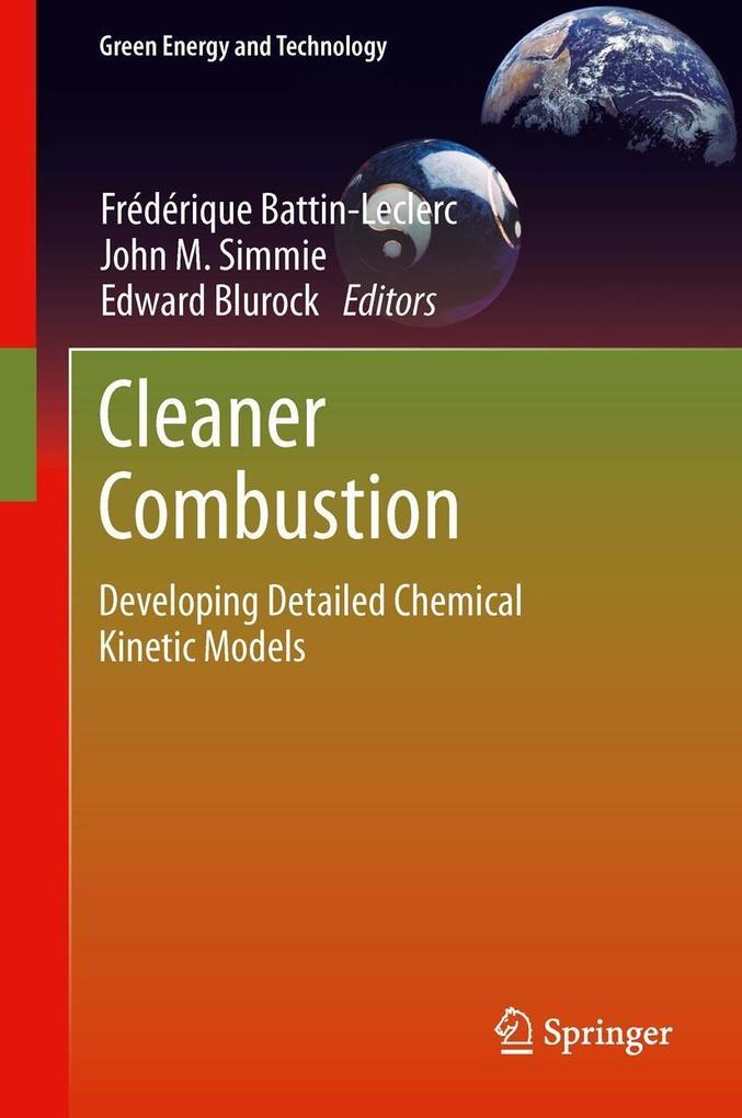 Cleaner Combustion als eBook Download von